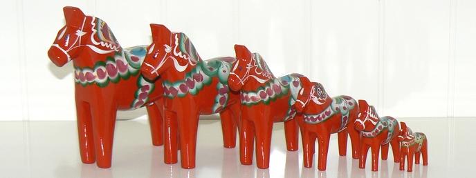 Dalapferde