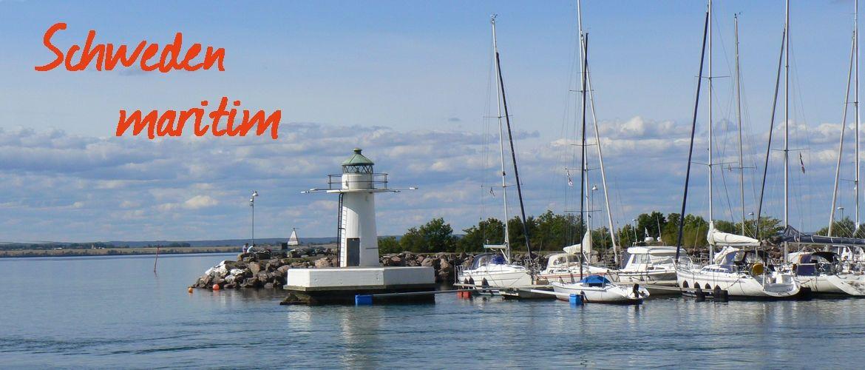 Maritime Deko-Artikel aus Schweden