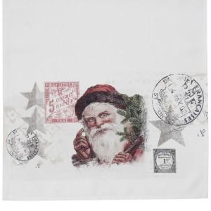 Weihnachtstischläufer (Detail)