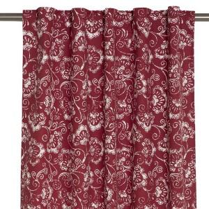 Sch ne gardinen im schweden stil rollgardinen raffgardinen querbeh nge gardinenschals bei - Querbehang wohnzimmer ...