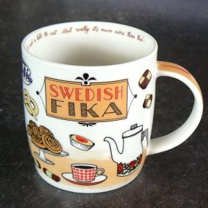 Kaffeebecher Swedish Fika