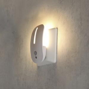 Nachtlicht mit Dämmerungssensor und Bewegungssensor