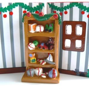 Tomte-Werkstatt: Spielzeugregal 1-teilig