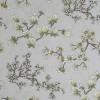 """Querbehang / Bistrogardine 250 x 50 cm """"Obstblüte"""" aus Baumwolle"""