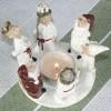 Harvesttime Teelichthalter Luciaring