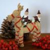 Harvesttime Julbock mit Wichteln