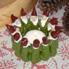 Harvesttime Teelichthalter Tomtekreis / Tomtering grün