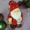 Entzückende Adventsdeko: Keramik Jultomte Rudolfsson