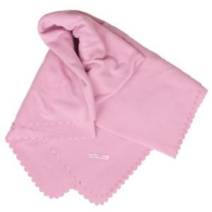 GardenGirl Polar Fleece-Decke rosa