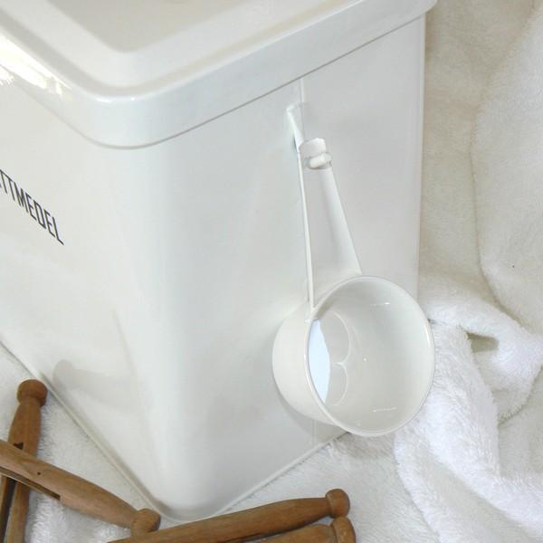 waschmitteldose svarte petter f r 2 waschpulver mit schaufel schwedische beschriftung von. Black Bedroom Furniture Sets. Home Design Ideas