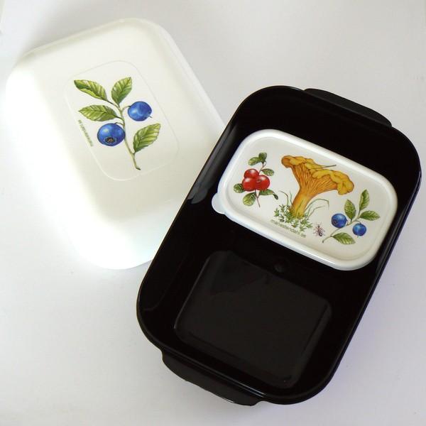 Frozzypack Lunchbox mit Kühlfunktion Blaubeeren
