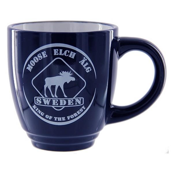 Kaffeebecher / Teebecher Elch King of the Forest