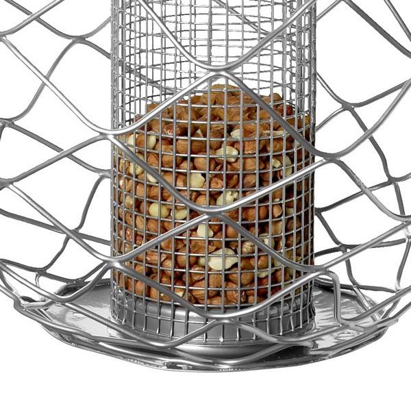 Vogelfutterspender Globe Nut für Nüsse und Sonnenblumenkerne