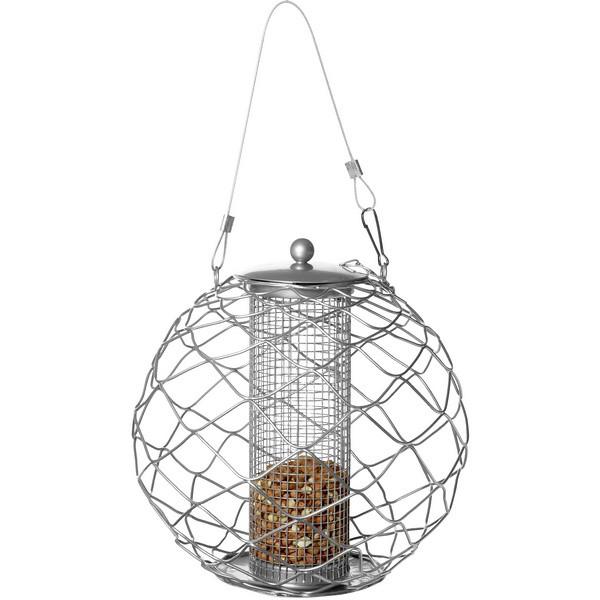 Vogelfutterstation Globe Nut für Nüsse und Sonnenblumenkerne