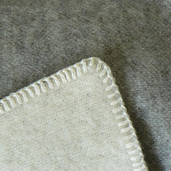 schwedische Wolldecke