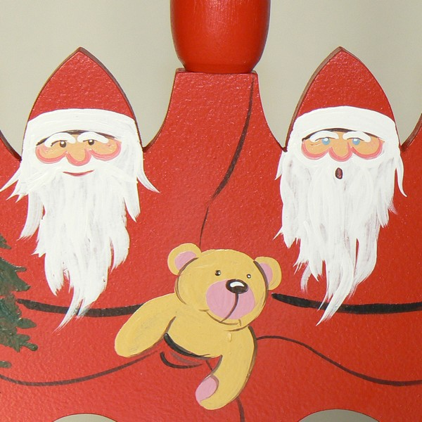 Jultomtar sind die schwedischen Weihnachtsmänner