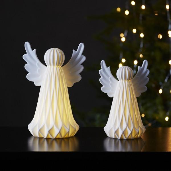 Den anderen abgebildeten Leucht-Engel können Sie weiter unten separat bestellen